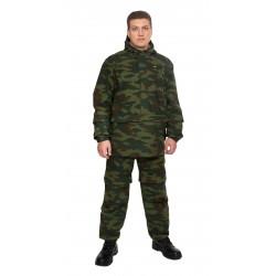 Мужской костюм Биостоп Лайт (зеленый камуфляж)